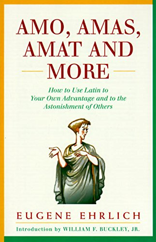 Amo, Amas, Amat and More (Hudson Group Books)