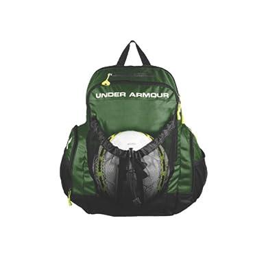 d93a580eff65 UNDER ARMOUR UASB-SBP Striker SOCCER BAG Backpack UA - Green ...