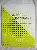 Gauge Invariance, Ling-Fong Li, T. P. Cheng, 0917853407