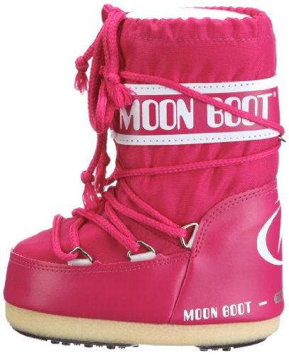 bouganville Adulto De Tecnica Rosa Moon 062 Nylon Boot Nieve Botas Unisex wzfz0Tqx