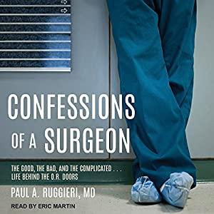 Confessions of a Surgeon Audiobook