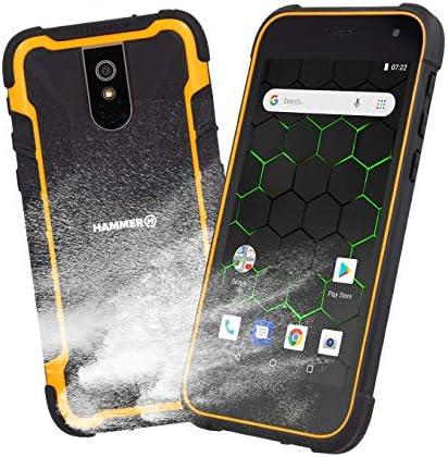 Hammer Active 2 Orange - Smartphone Libre (HD IPS, 16 GB ...
