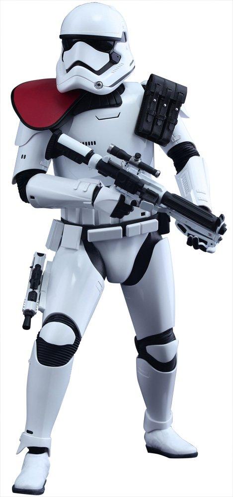 Hot Toys HT902603 Ersten Offizier der Sturmabteilung, Figur aus Star Wars  Das Erwachen der Macht, Maßstab 1   6