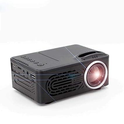 Amazon.com: New Mini Led Cinema Game Video Projector ...