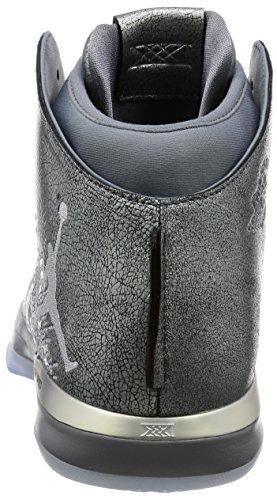 Nike Mens Air Jordan Xxxi Scarpe Da Basket Cool Grigio / Lupo Grigio