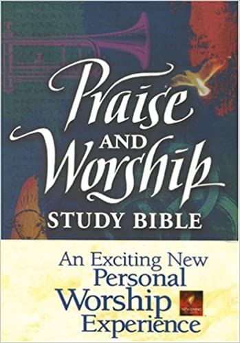 Book Praise and Worship Study Bible NLT (1997-09-19)