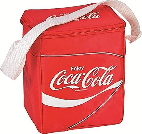 EZetil - Bolsa isotérmica Coca Cola Classic, Rojo, 20 x 15 x 22 cm ...