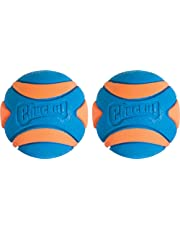 Chuckit! Ultra Squeaker Ball, Medium, 2-Pack
