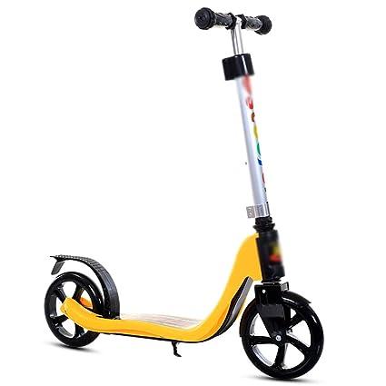 Patinete Traje de Scooter para Adolescentes y niños Adultos ...