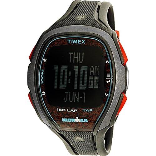 Timex Men's TW5M08100 Black...