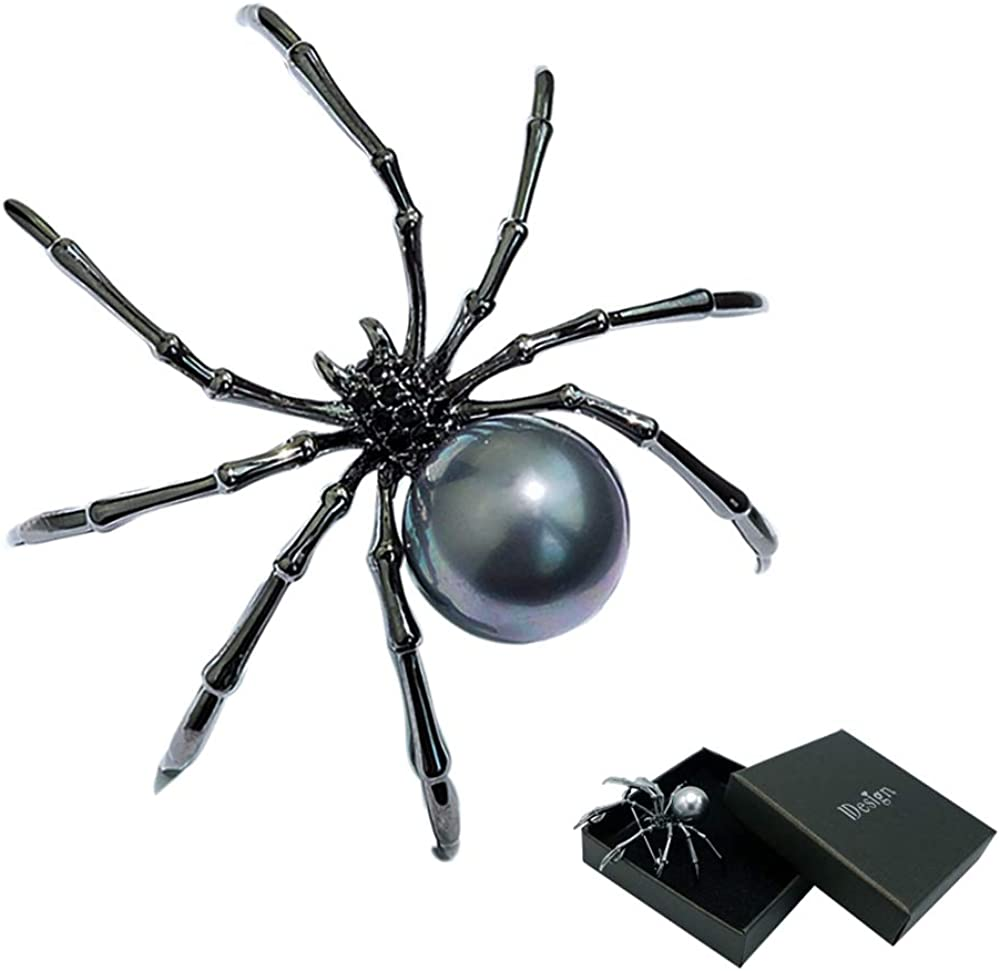 IDesign Spider Brooch On...