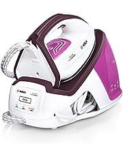 Bosch TDS4020 ångstation (2 400 watt, 5,5 bar ångtryck, 250 g ångstötar, ingen tvättning tack vare inställning, avstängningsautomatik)