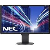 NEC MultiSync EA275WMi 68,5CM 27Zoll LCD monitor LED backlight IPS panel 2560x1440 DVI-I DisplayPort HDMI DP Out height adjustable