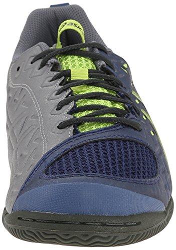 Zapato de entrenamiento Gel-Fortius TR 2 para hombre, Indigo Blue / Lime / Taupe, 6.5 M US