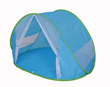 Best BABY beach tent sun shelter UV50+ OPTIMAL SHADE ANTI UV PROTECTION with MOSQUITO NET instant  sc 1 st  Amazon UK & Best BABY beach tent sun shelter UV50+ OPTIMAL SHADE ANTI UV ...