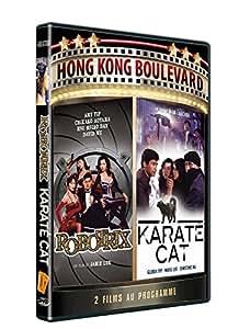 Robotrix + Karaté Cat [Francia] [DVD]
