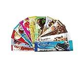 quest nutrition berry - Quest Nutrition- Quest Bar Chocolate and Fruit Bundle 12 Pack: Apple, Berry, Coconut, White Chocolate Raspberry, Lemon, Strawberry, Mint, Chocolate Peanut Butter, Double…