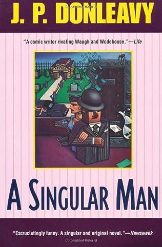 book cover of A Singular Man