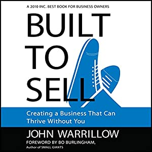 Built to Sell Audiobook