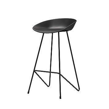 chaises de bar en plastic ou fer