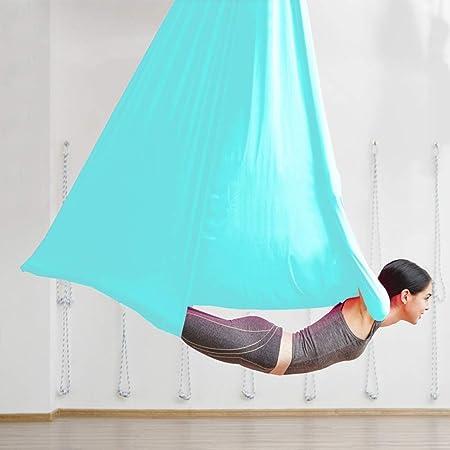 Amazon.com: Y-ROM - Juego de hamaca de yoga con antena y ...