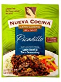 Nueva Cocina Beef Seasoning, Picadillo, 1.25-Ounce Packets (Pack of 12)