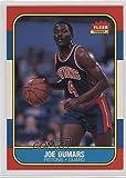 Joe Dumars (Basketball Card) 1986-87 Fleer - [Base] #27
