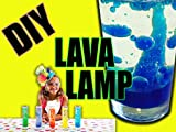 how to make a lava - How to make a Lava Lamp at home!