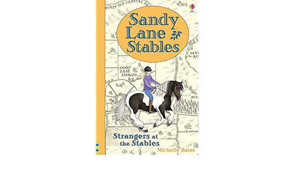 Strangers at the Stables (Sandy Lane Stables 5): Michelle