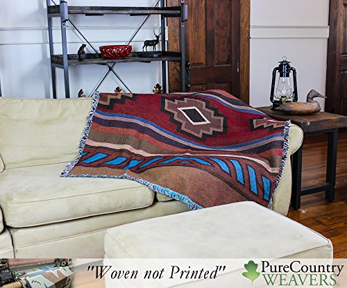 Pure Country Inc. Chimayo Tapestry Throw by Pure Country (Image #1)