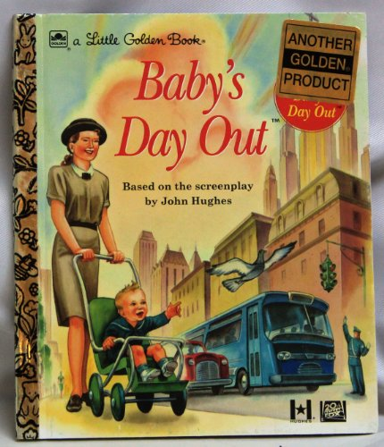 Baby's Day Out (A little golden book)