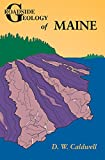 img - for Roadside Geology of Maine book / textbook / text book