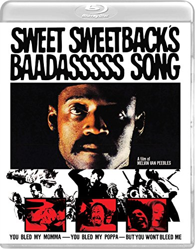 Sweet Sweetback's Baadasssss Song [Blu-ray/DVD Combo] by Vinegar Syndrome