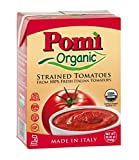 Pomi Organic Strained Tomatoes 26.46 oz. (Pack of 6)