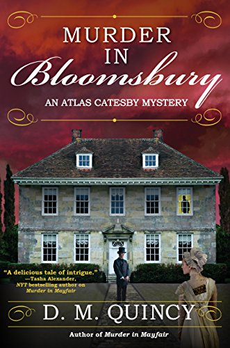 Murder in Bloomsbury: An Atlas Catesby Mystery ()