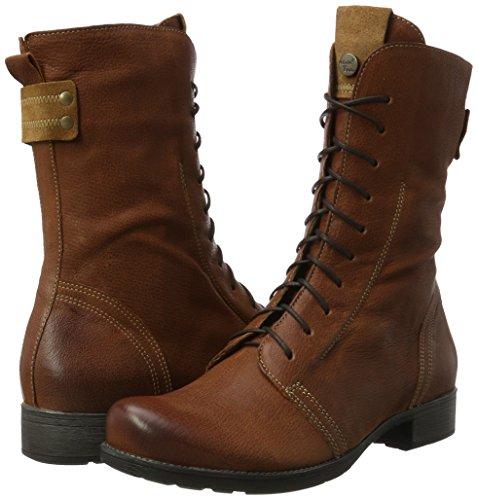 Denk Boots Femme Desert 52 Marron Think sattel kombi q1Ewdtpn