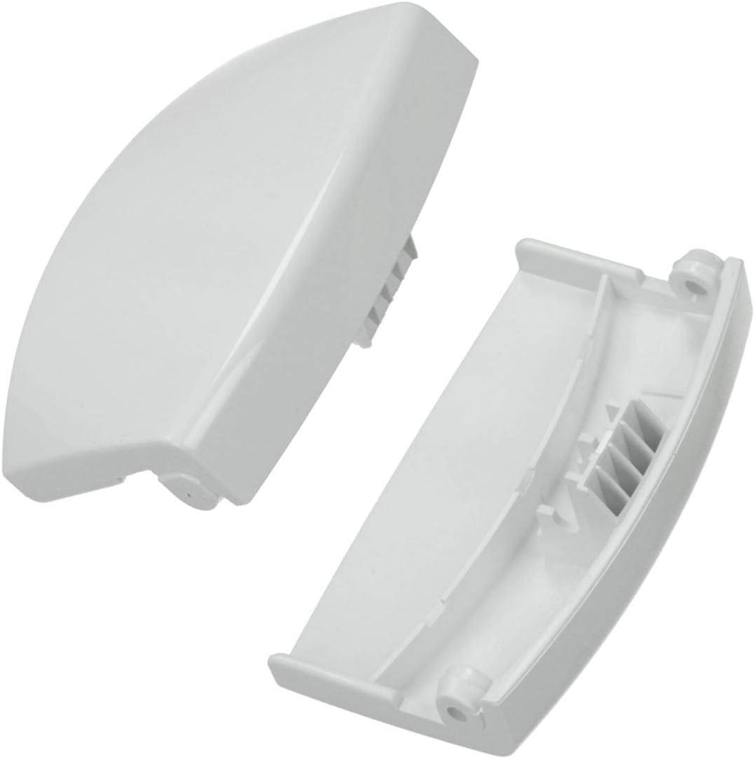 Maneta tirador lavadora 1108254002 original AEG Electrolux Zanussi Corbero, ver listado de modelos compatibles