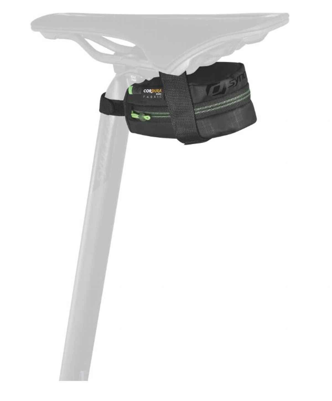 超大特価 Syncros サドルバッグ スピード200 (ストラップ) - ブラック 264524-0001222 - ワンサイズ - スピード200 - 264524-0001222 B07KZW5H7S, アツミマチ:00b03a34 --- digitalmantraa.com