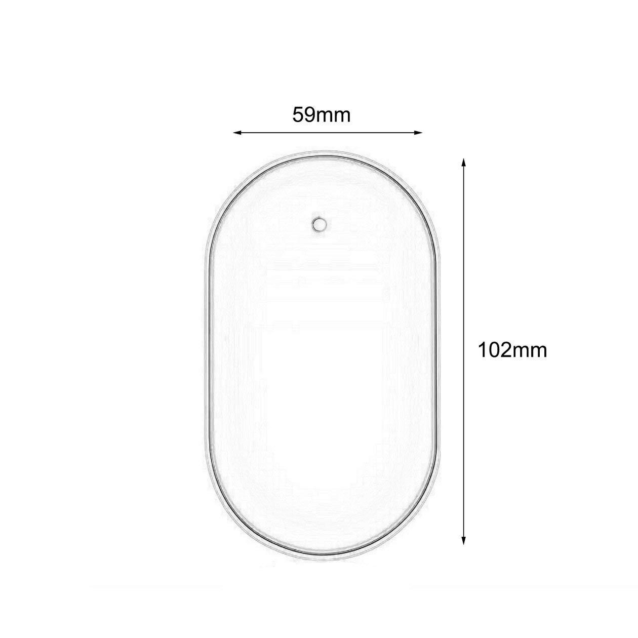HONGIGI R/échauffeur de Main de Chargement USB sans Eau Couleur: Argent USB