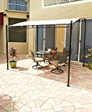 Best Awnings - The Lakeside Collection Sunshade Awning Gazebo Review