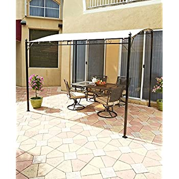 Amazon Com The Lakeside Collection Sunshade Awning