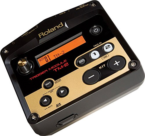 Roland TM-2 Trigger Module with 1 Year Free Extended ...