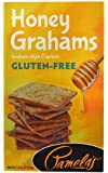 Pamela's Products Gluten-Free Graham Crackers Honey -- 7.5 oz (Pack of 1)