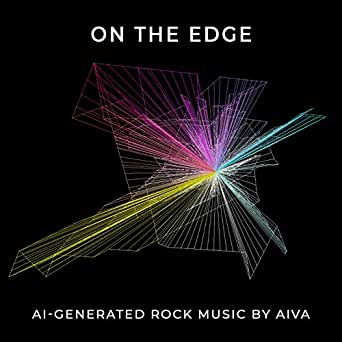 On the Edge (Ai-Generated Rock Music by Aiva) by Brad Frey