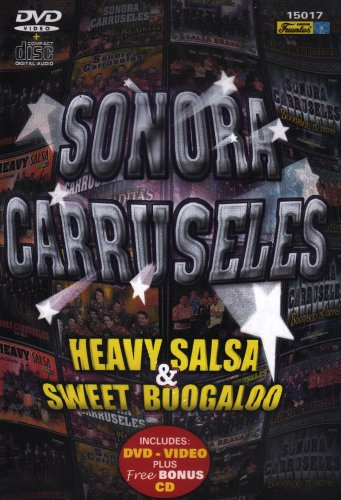 Heavy Salsa & Sweet Boogaloo by Discos Fuentes