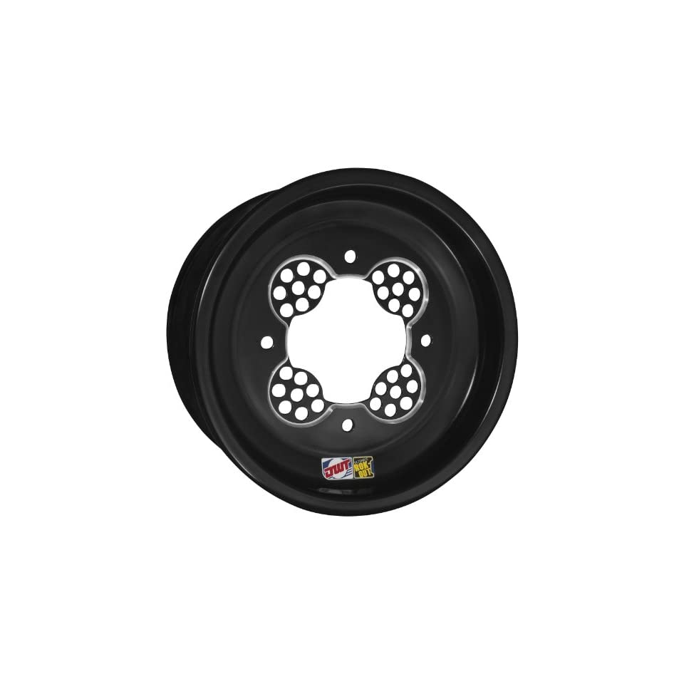 Douglas Wheel Rok Out Jr. Wheel   10x5   3B+2 Offset   4/156 , Bolt Pattern 4/156, Rim Offset 3B+2, Wheel Rim Size 10x5, Color Black, Position Front ROJ 14 389
