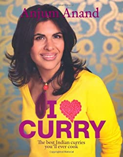 Indian food made easy amazon anjum anand 9781849491297 books i love curry forumfinder Gallery