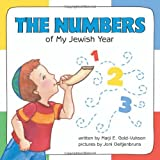 The Numbers of My Jewish Year, Marji E. Gold-Vukson, 1580131484