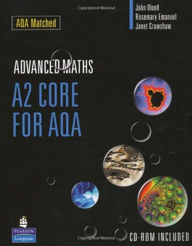 A2 Core Mathematics for AQA (A Level Maths) ebook