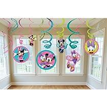 Swirl Decorations